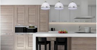 6 правил освещения барной стойки на кухне