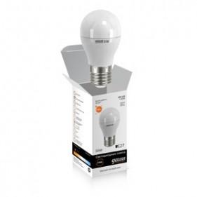 53216 Лампа Gauss LED Elementary Globe 6W E27 2700K 1/10/50