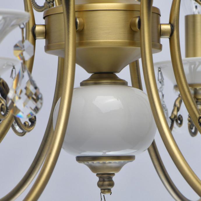 Люстра MW-Light Свеча