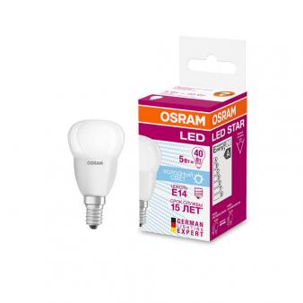 Светодиодная лампа LEDSCLP40 5,5W/840 230VFR E1410X1RUOSRAM