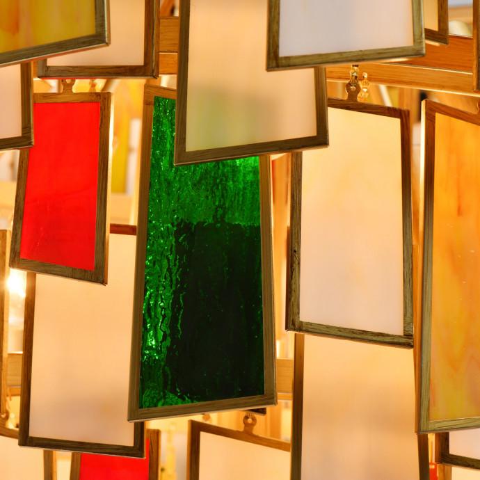 Светильник RegenBogen Марокко